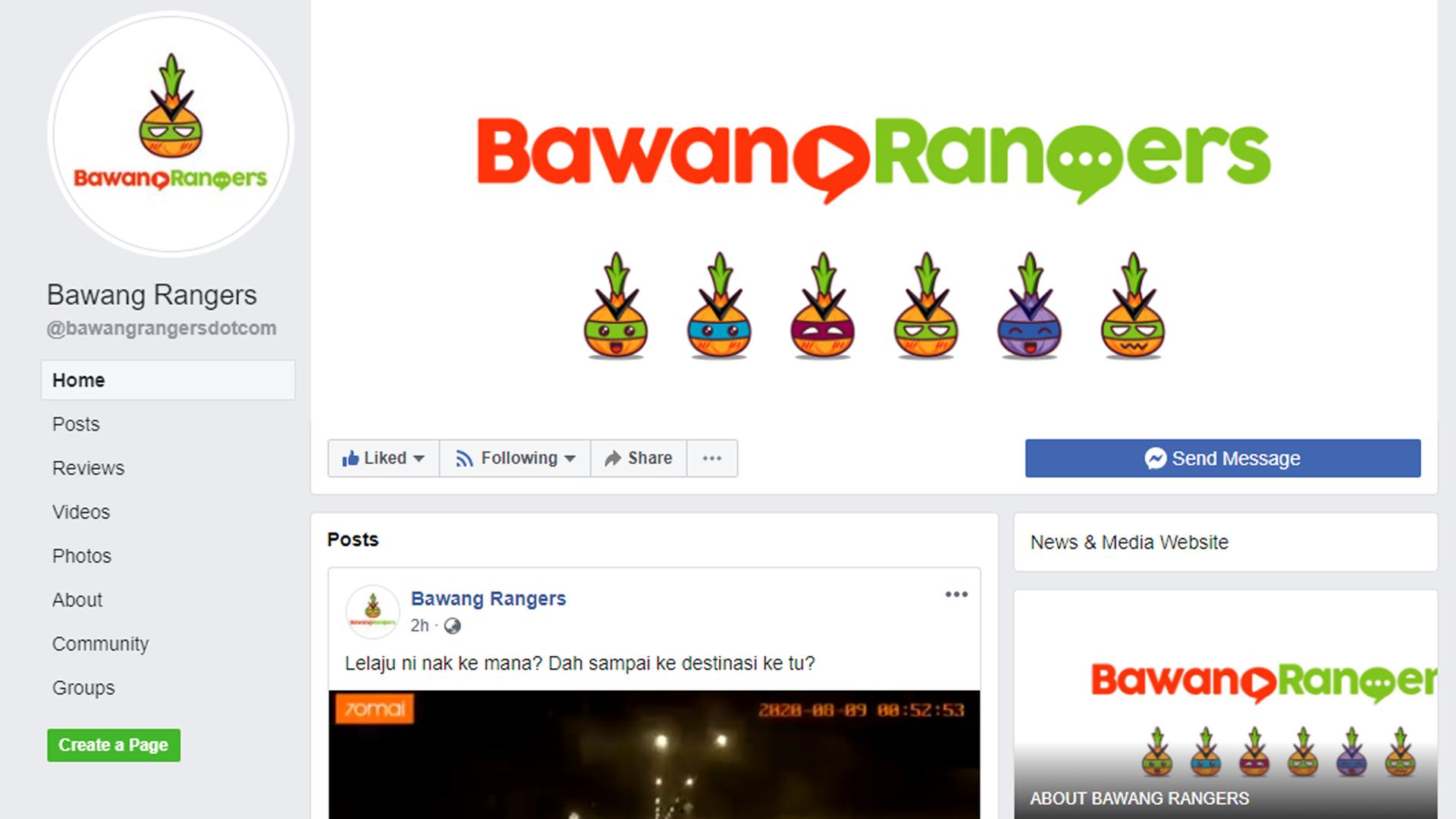 bawang rangers 1